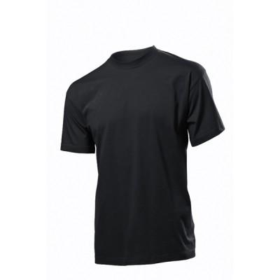 Stedman T-shirt męski czarny