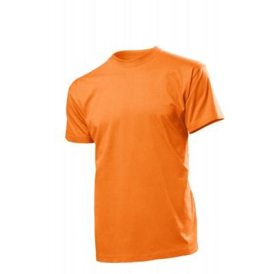 Koszulka męska Stedman pomarańczowa