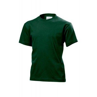 Stedman T-shirt dziecięcy zielony ciemny