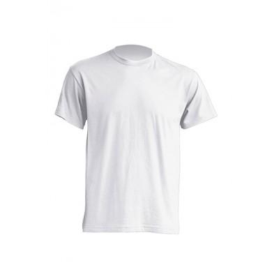 Koszulka męska do sublimacji biała