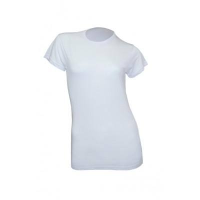Koszulka damska do sublimacji biała