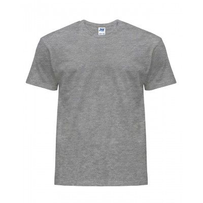 T-shirt dziecięcy JHK szary ciemny