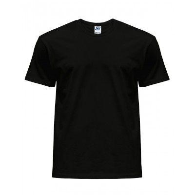 Koszulka męska JHK TSRA190 czarna