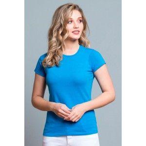 JHK koszulka damska z krótkim rękawem TSRLCMF