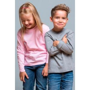 JHK koszulka dziecięca z długim rękawem TSRK150LS