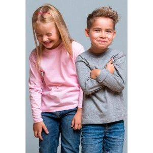 JHK T-shirt dziecięcy LS 150