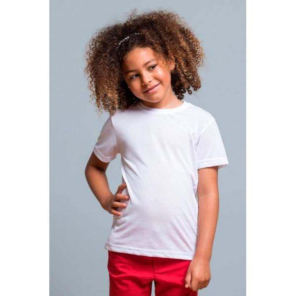 Koszulki dziecięce JHK SUBLI do nadruku metodą sublimacji