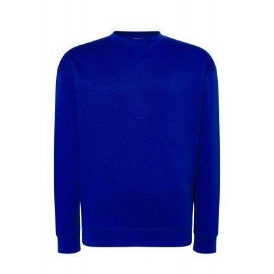 Bluza niebieska - chabrowa
