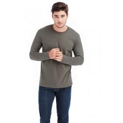 Stedman T-shirt męski z długim rękawem