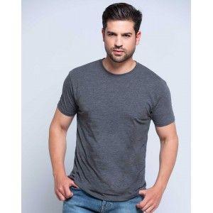 JHK T-shirt męski HEATHER 150