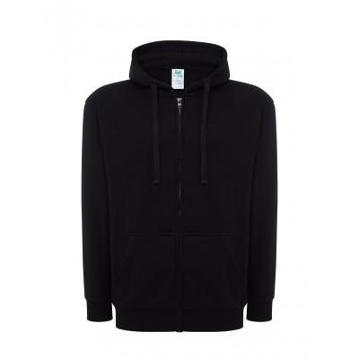 JHK bluza hooded czarna