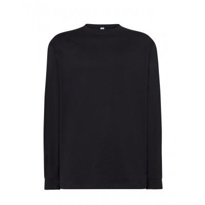 Koszulka z długim rękawem JHK TSRA170LS czarna