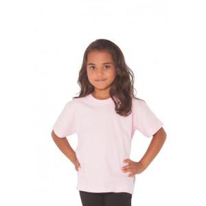 T-shirt dziecięcy bez nadruku JHK