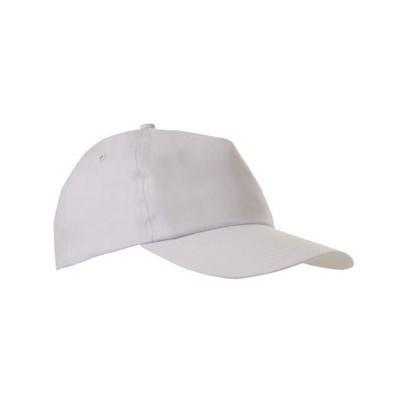 Czapka baseballowa biała