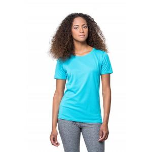 T-shirt damski sportowy oddychający